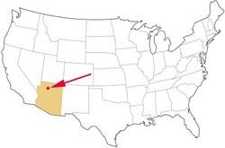 Grand Canyon Nationalpark In Arizona Usa