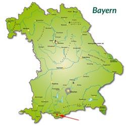Wo Liegt Garmisch Partenkirchen