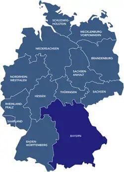 Freizeitparks Und Naturparks In Bayern