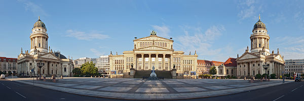 gendarmenmarkt in berlin. Black Bedroom Furniture Sets. Home Design Ideas