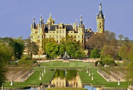 Hauptstadt Von Mecklenburg-Vorpommern