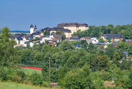 Hachenburg im westerwald rheinland pfalz Burg hachenburg