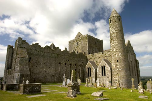 Rock of Cashel - Burgruine