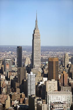 Empire State Building - NYC